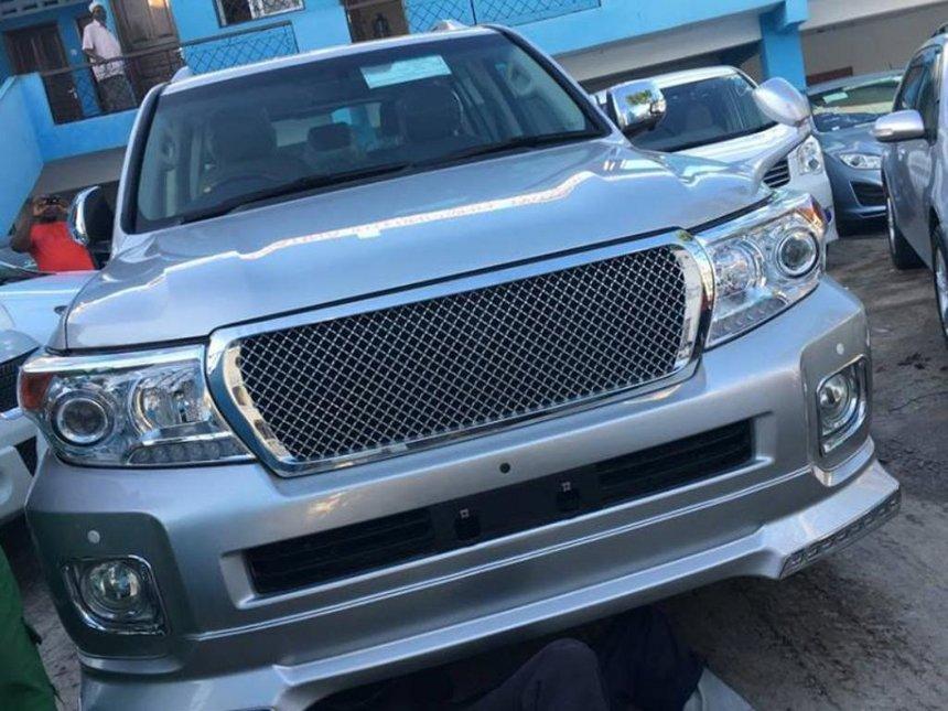 Meru Women Rep gifts hubby Sh15 million SUV as Christmas gift
