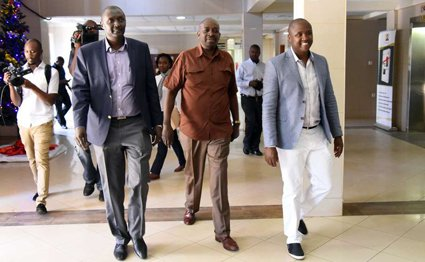 NASA MPs vow to defend Jubilee rebels from being sacked