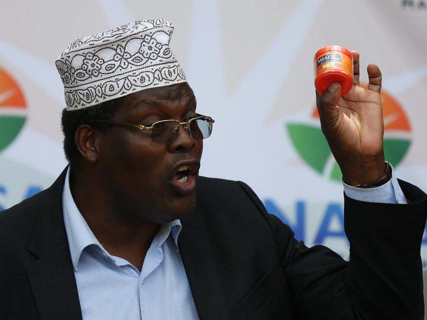 Ndii, Magaya working with Jubilee to scuttle NRM? Miguna says so