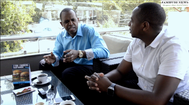 Return From Abroad, an episode featuring a diaspora returnee and his experience in Kenya