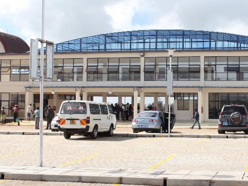 No more free parking at SGR stations, management introduces parking fees