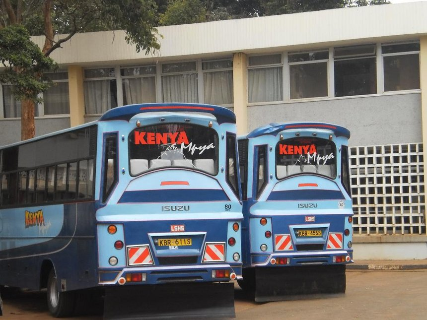 Neo Kenya Mpya offers free rides for JKUAT students