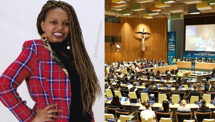 Caroline Kamau of Massachusetts to address domestic violence in the diaspora during 2018 International Human Rights Summit in NY