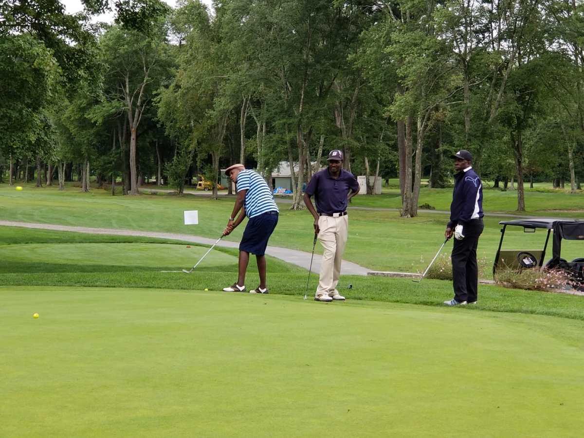 Safari Boston Golf Club Difference Makers 2018 Open