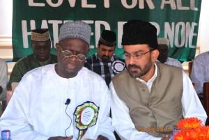 Maulvi Mohammed Bin Salih Sahib's previous visit to Jamia