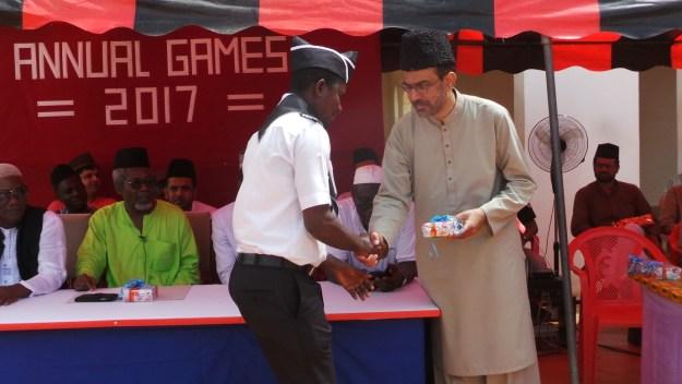 Mr. Fareed Ahmad Naveed Principal