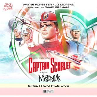 Captain Scarlet Spectrum File One