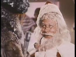VERY Bad Santa.