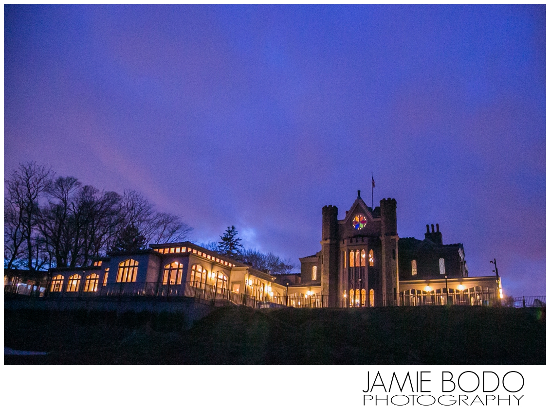 Whitby Castle At Rye Golf Club Wedding Jamie Bodo