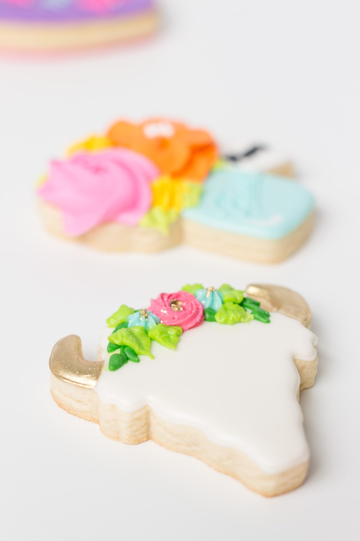 Tips For Decorating Sugar Cookies With Royal Icing Jamie Kamber