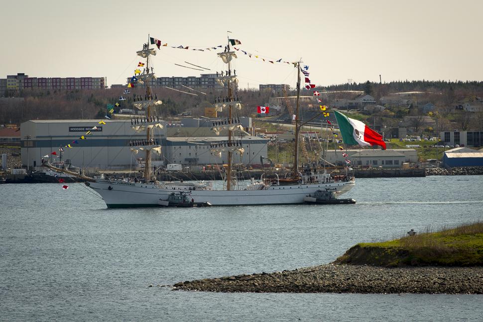 Mexican Tall Ship-8570