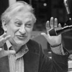 Portrait of Studs Terkel