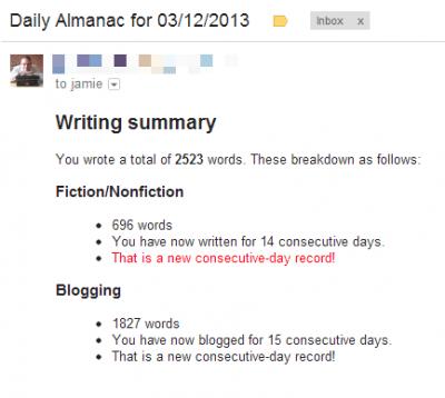 Almanac 1