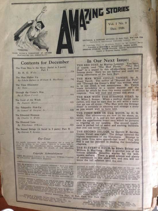 Amazing Content 1926
