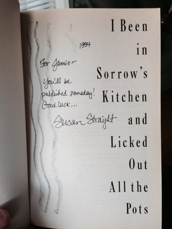 Susan Straight
