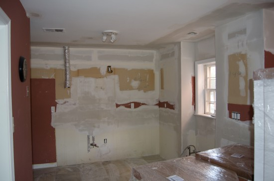 Kitchen Remodel West 2, Day 10