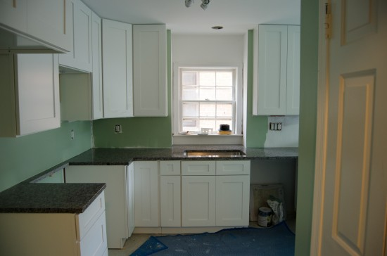 Kitchen Remodel Day 18, North