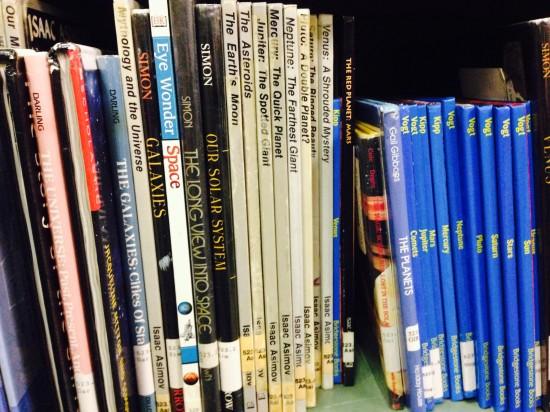 Isaac Asimov Library