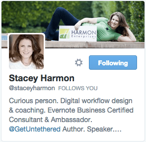 Stacey Harmon