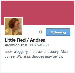 Little Red on Twitter