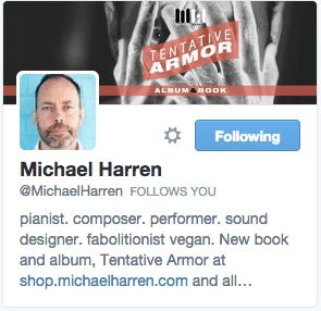 Michael Harren on Twitter