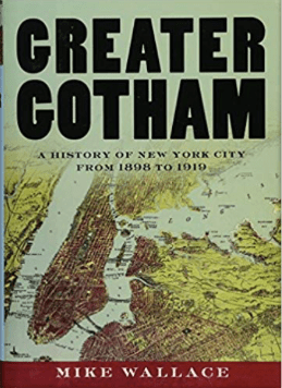 Greater Gotham by Mike Wallace