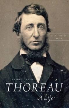 Cover for Henry David Thoreau: A Life