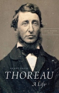 Cover for Henry David Thoreau: A Life