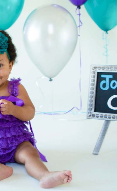 Happy 1st Birthday, Jordyn Denise!