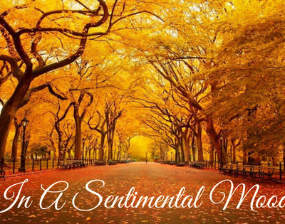 """In A Sentimental Mood"""