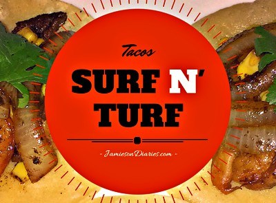 Surf N' Turf Tacos