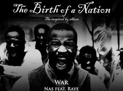 """War""- Nas feat. Raye"