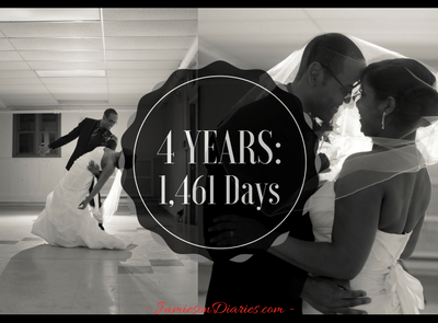 4 Years: 1,461 Days