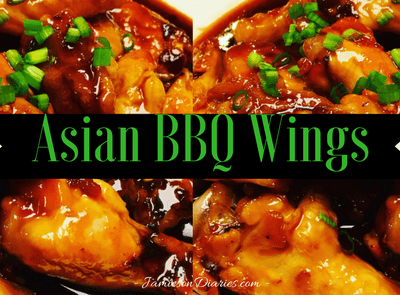 Asian BBQ Wings