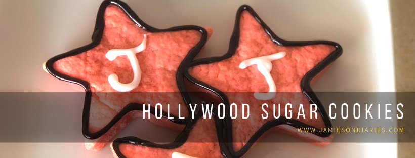Hollywood Sugar Cookies