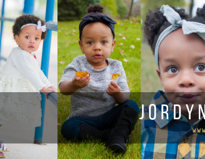 Jordyn Turns 5!