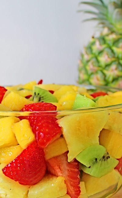 Tropical Fruit Salad