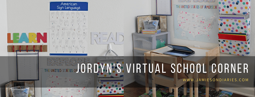jordyn's virtual school corner