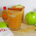cinnamon apple pie cocktail