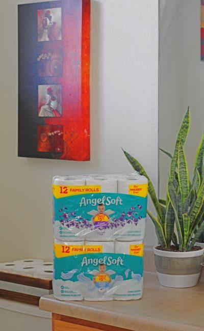 Bathroom Fresh Tips with Angel Soft®