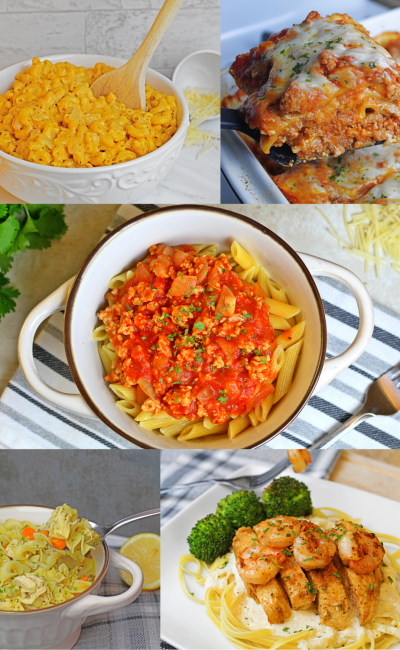 5 Winter Comfort Food Dishes