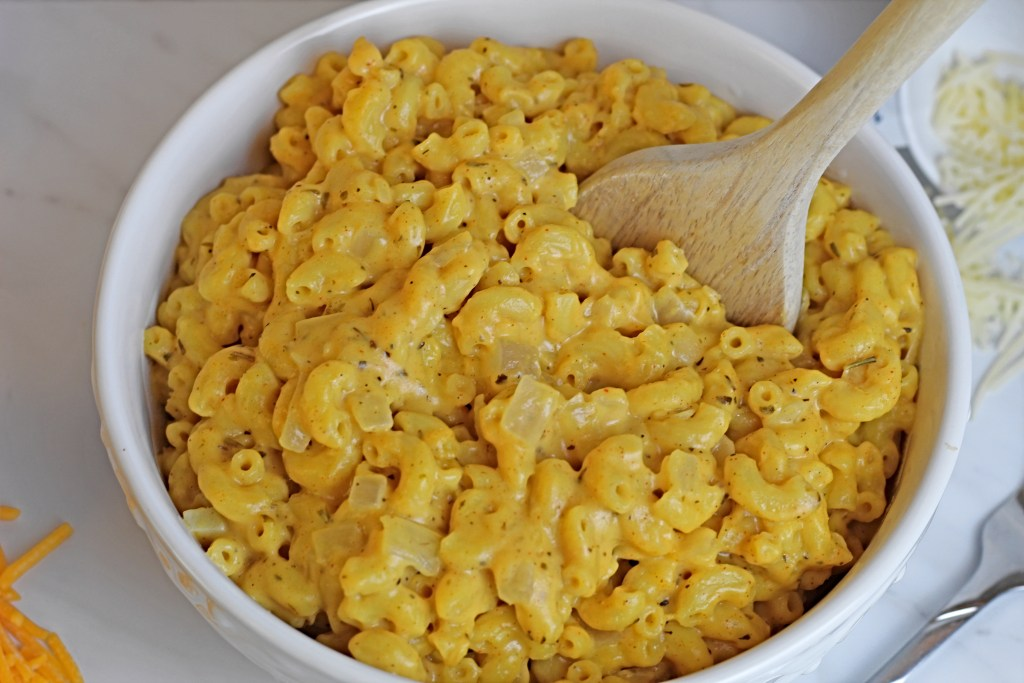 stovetop mac & three cheese