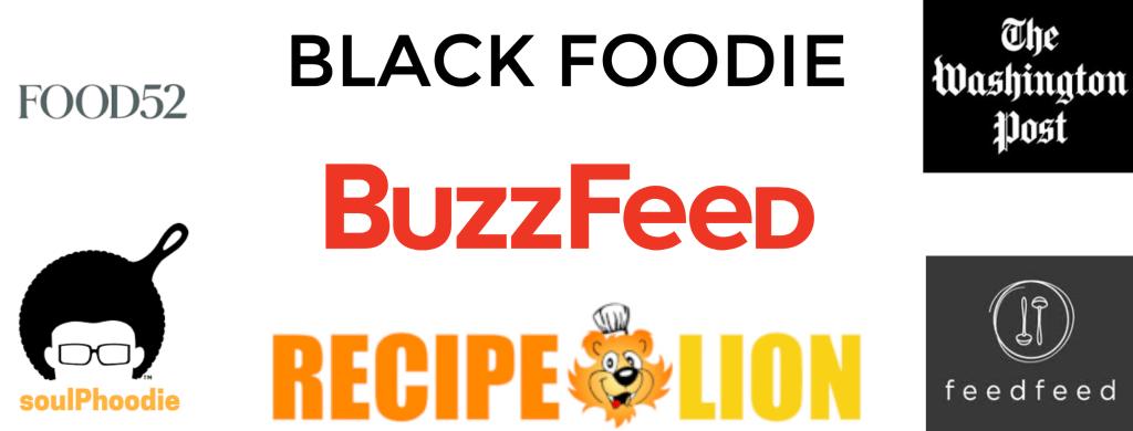 food blogging work