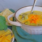 Broccoli Cheddar Soup