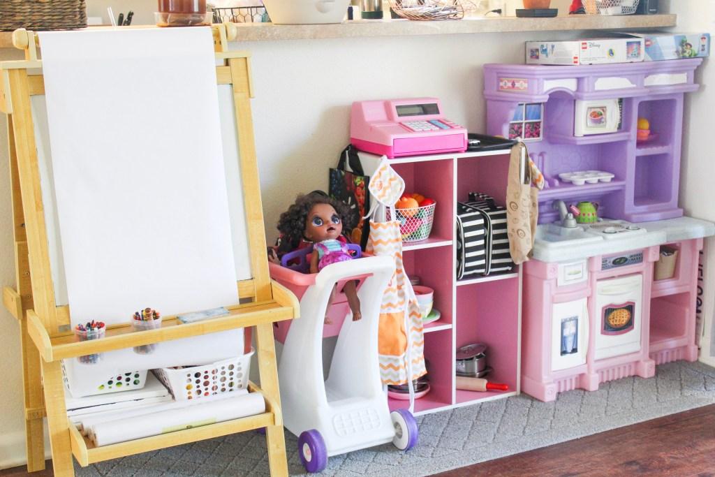 kids playroom makeover