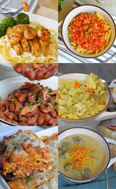 6 Comfort Food Recipes for Fall