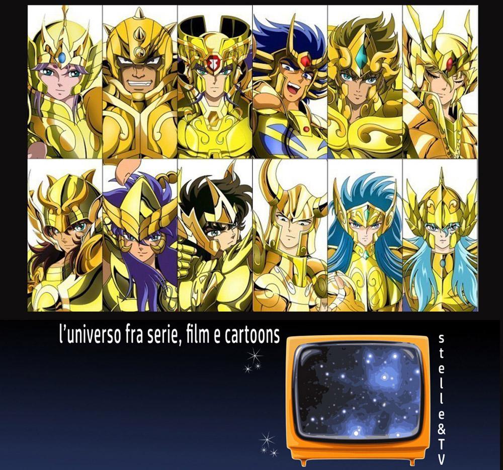 #6 Stelle&TV: lo Zodiaco&I Cavalieri dello Zodiaco