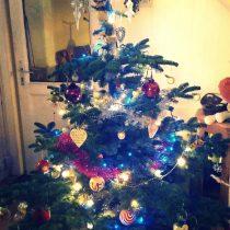 Finished ChristmasTree