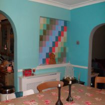 DINING ROOM: Big Reveal - Dec 2011