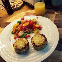 JamJarGill: Meatless Monday {1 year 5 weeks}: Dinner